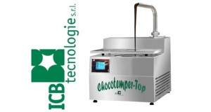 Maquina para chocolate ICB CHOCOTEMPER TOP
