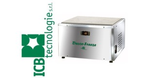 Maquina para chocolate ICB DECOR-FREEZE