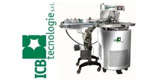 Maquina para chocolate ICB ICBELT